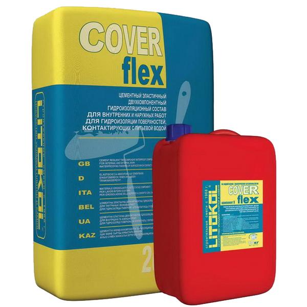COVERFLEX - Цементная смесь
